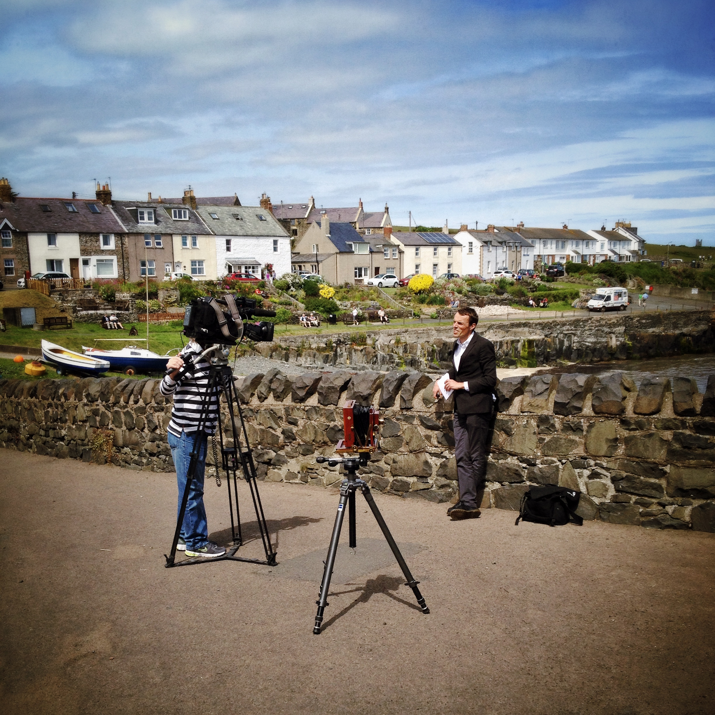 The Lifeboat Station Project, Craster